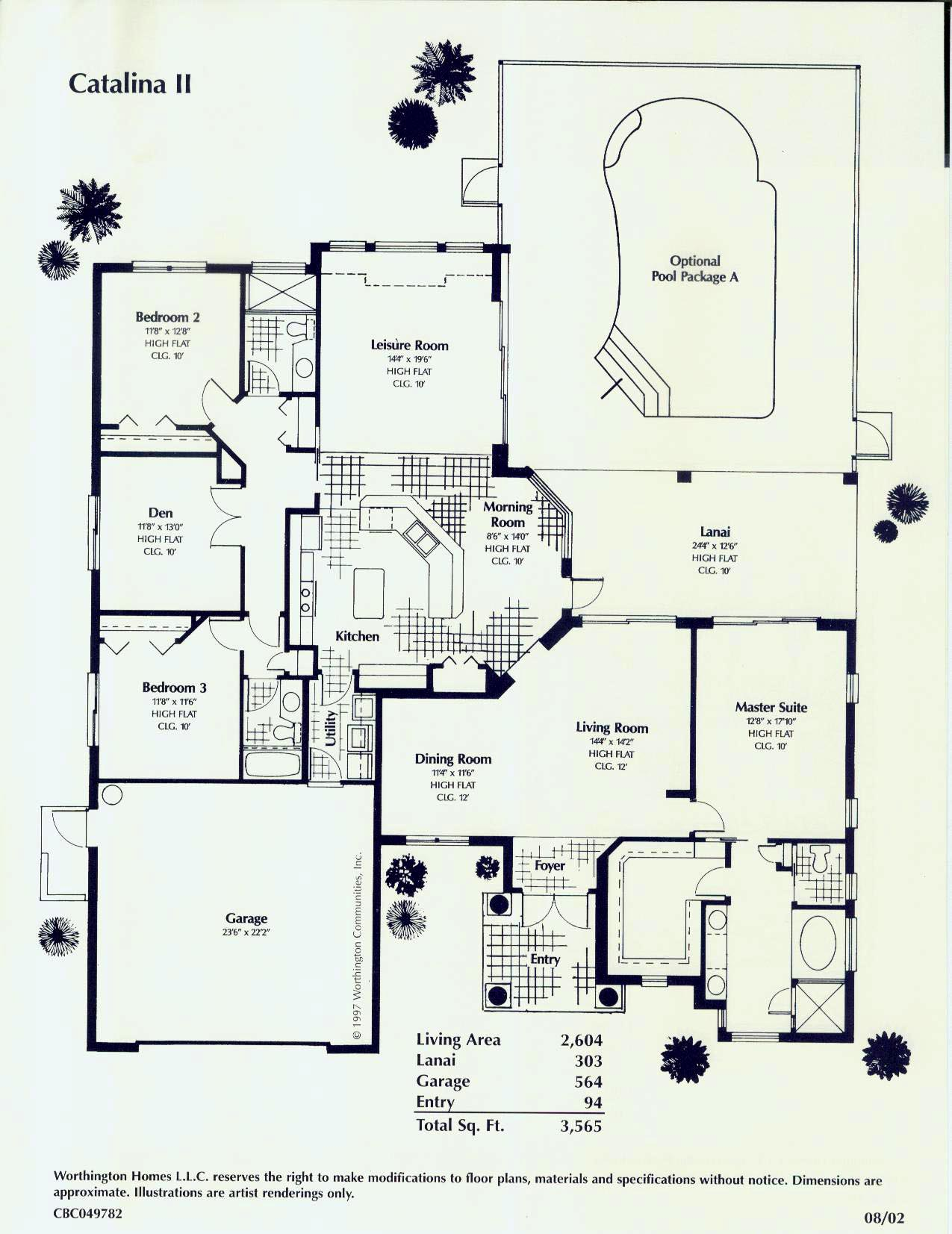 New Homes Floor Plans In Florida House Design Ideas